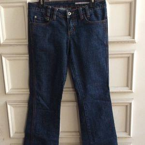 """Buffalo Jeans """"Saffron"""" blue jeans size 29"""